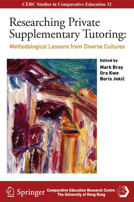 Cover of 'Researching Private Supplementary Tutoring'