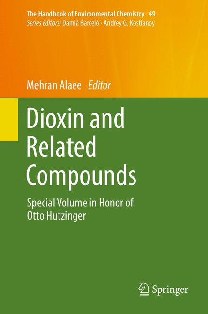 Cover of 'Dioxin and Related Compounds'