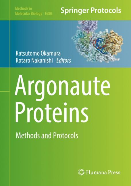 Cover of 'Argonaute Proteins'