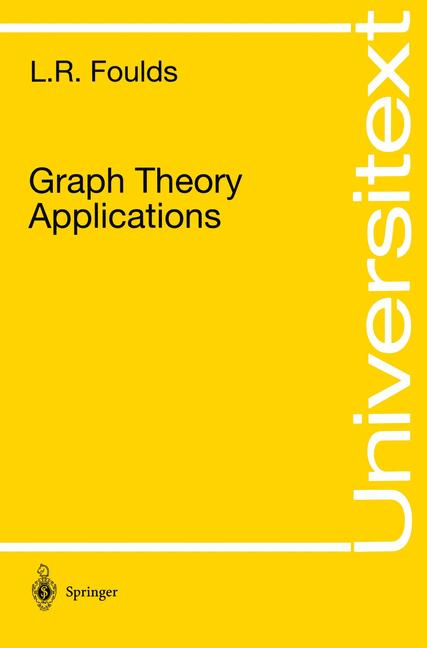 Cover of 'Graph theory applications'