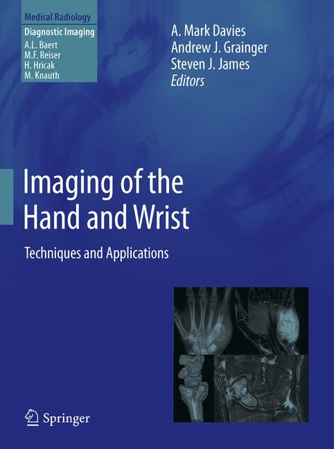 Cover of 'Imaging of the Hand and Wrist'