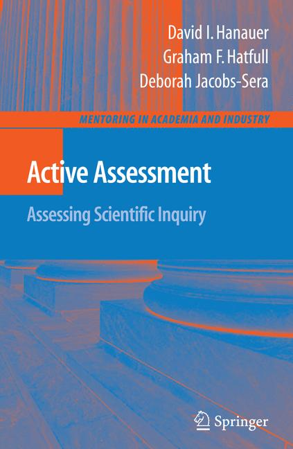 Cover of 'Active Assessment: Assessing Scientific Inquiry'
