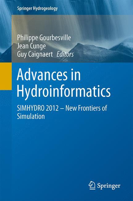 Cover of 'Advances in Hydroinformatics'