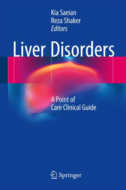 Cover of 'Liver Disorders'