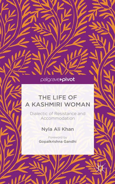 Cover of 'The Life of a Kashmiri Woman'
