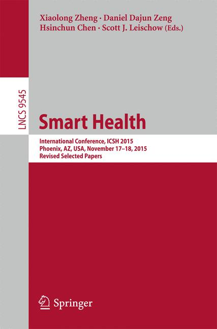 Cover of 'Smart Health'