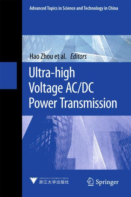Cover of 'Ultra-high Voltage AC/DC Power Transmission'