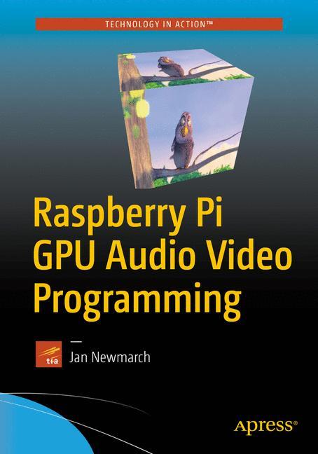 Cover of 'Raspberry Pi GPU Audio Video Programming'