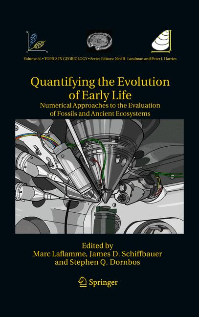 Cover of 'Quantifying the Evolution of Early Life'