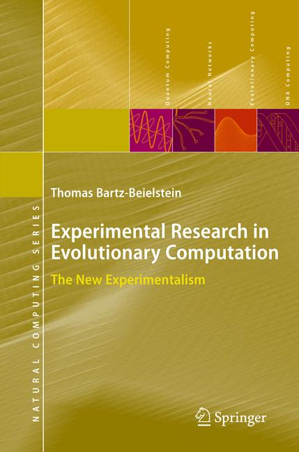 Cover of 'Experimental Research in Evolutionary Computation'