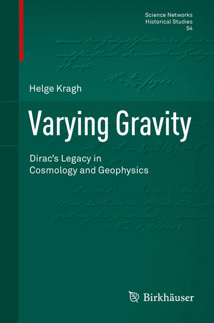 Cover of 'Varying Gravity'