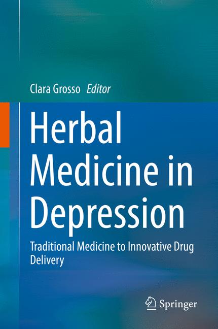 Cover of 'Herbal Medicine in Depression'