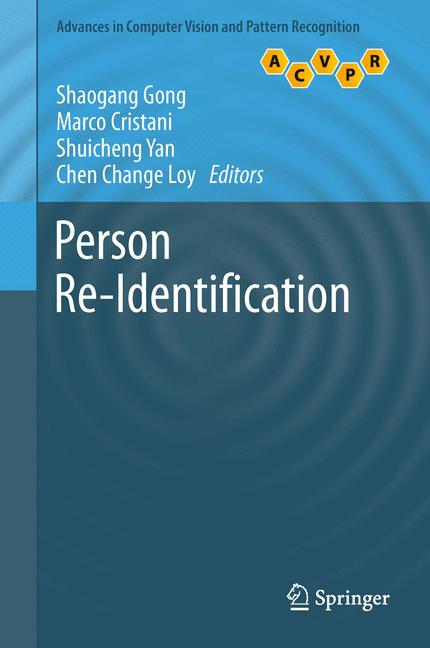 Cover of 'Person Re-Identification'