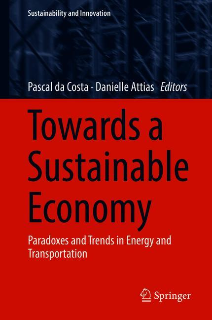 Cover of 'Towards a Sustainable Economy'