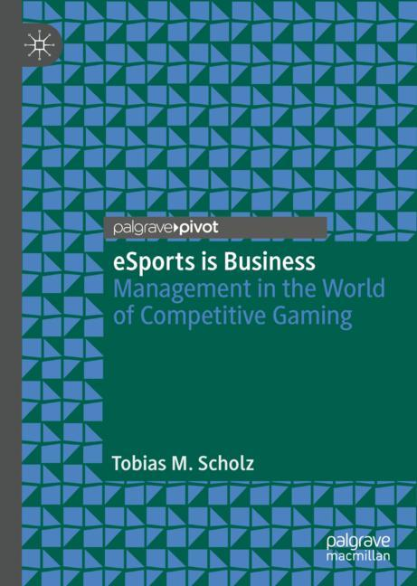 Cover of 'eSports is Business'
