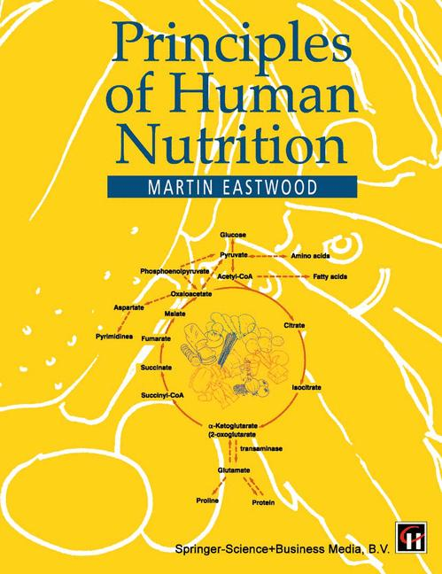 Cover of 'Principles of human nutrition'