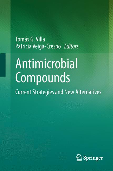 Cover of 'Antimicrobial Compounds'