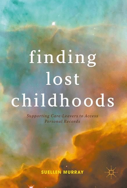 Cover of 'Finding Lost Childhoods'