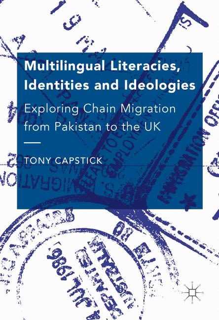 Cover of 'Multilingual Literacies, Identities and Ideologies'