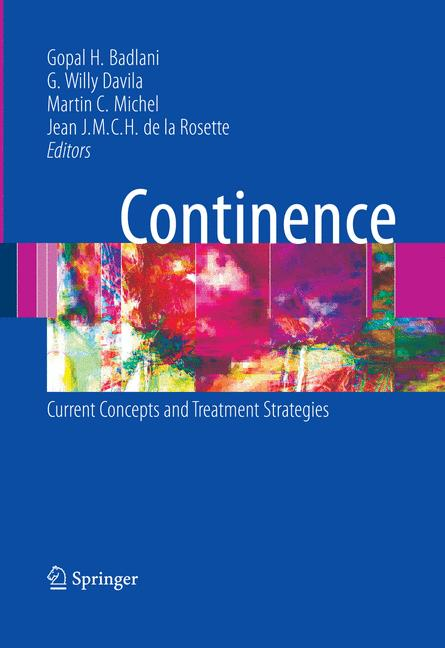 Cover of 'Continence'