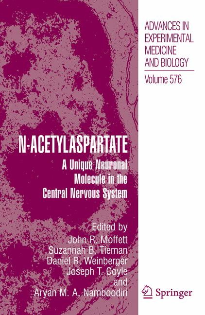 Cover of 'N-Acetylaspartate'