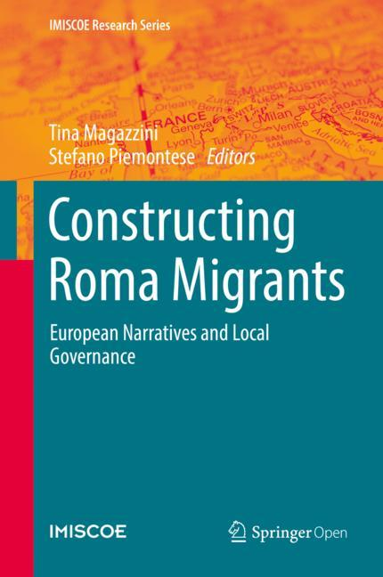 Cover of 'Constructing Roma Migrants'