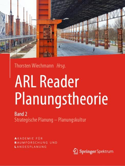 Cover of 'ARL Reader Planungstheorie Band 2'