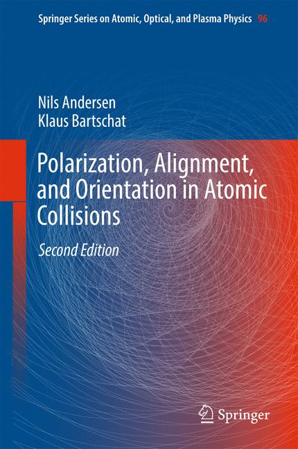 Cover of 'Polarization, Alignment, and Orientation in Atomic Collisions'