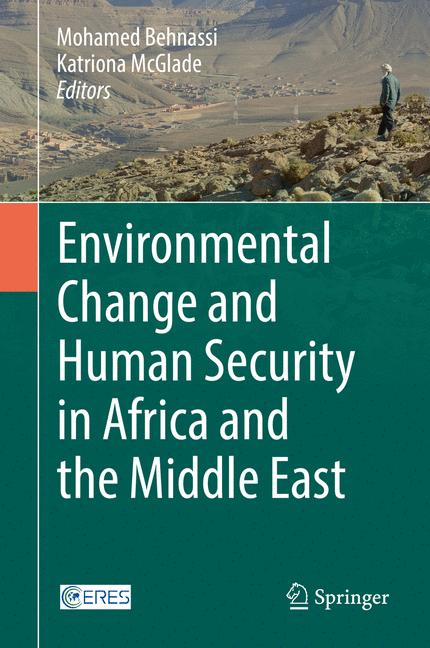 Cover of 'Environmental Change and Human Security in Africa and the Middle East'