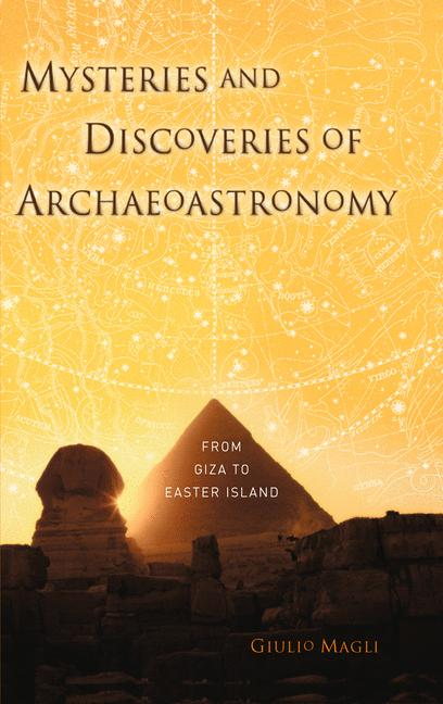 Cover of 'Mysteries and Discoveries of Archaeoastronomy'