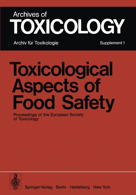 Cover of 'Toxicological Aspects of Food Safety'