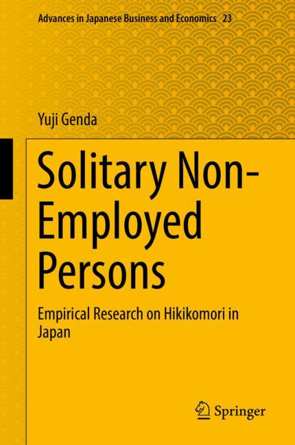 Cover of 'Solitary Non-Employed Persons'