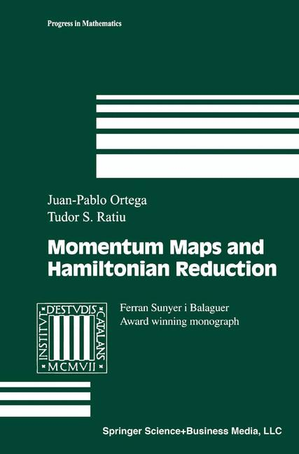 Cover of 'Momentum Maps and Hamiltonian Reduction'