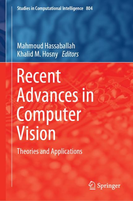 Cover of 'Recent Advances in Computer Vision'