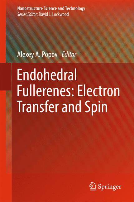 Cover of 'Endohedral Fullerenes: Electron Transfer and Spin'