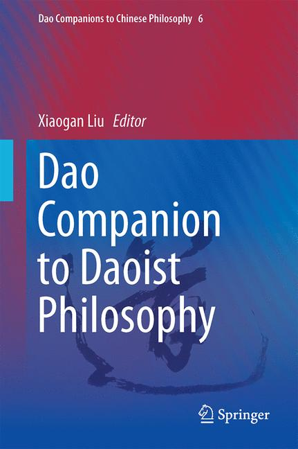 Cover of 'Dao Companion to Daoist Philosophy'
