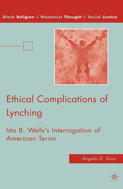 Cover of 'Ethical Complications of Lynching'