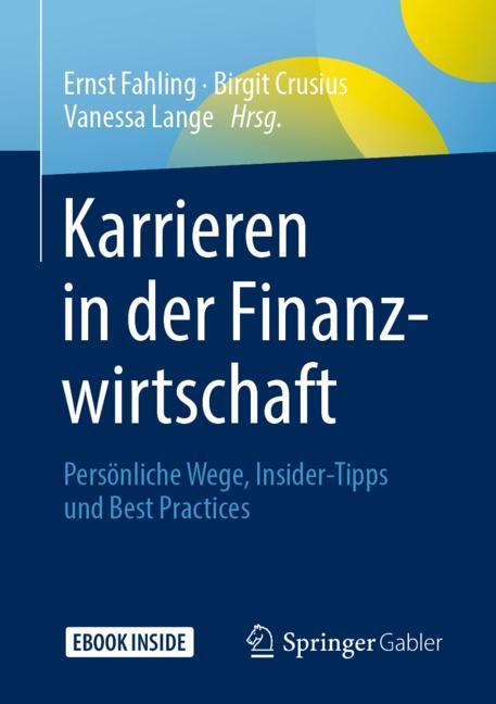 Cover of 'Karrieren in der Finanzwirtschaft'