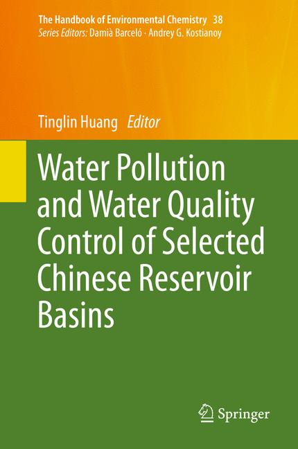 Cover of 'Water Pollution and Water Quality Control of Selected Chinese Reservoir Basins'
