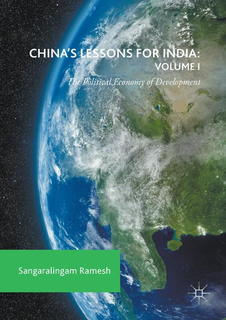 Cover of 'China's Lessons for India: Volume I'