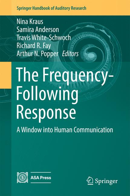 Cover of 'The Frequency-Following Response'