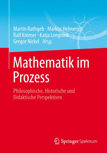 Cover of 'Mathematik im Prozess'
