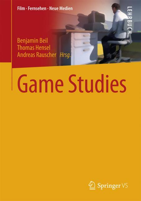 Cover of 'Game Studies'