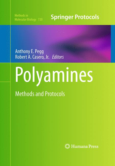 Cover of 'Polyamines'