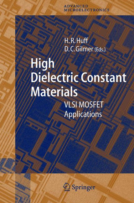 Cover of 'High Dielectric Constant Materials'