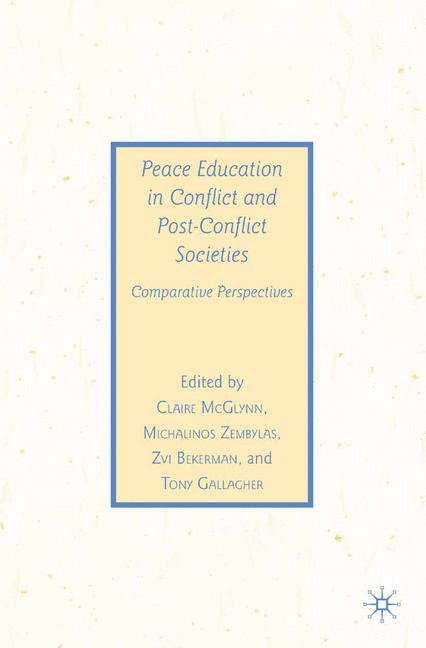 Cover of 'Peace Education in Conflict and Post-Conflict Societies'