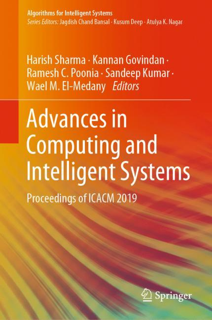 Cover of 'Advances in Computing and Intelligent Systems'