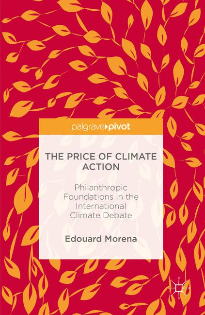 Cover of 'The Price of Climate Action'