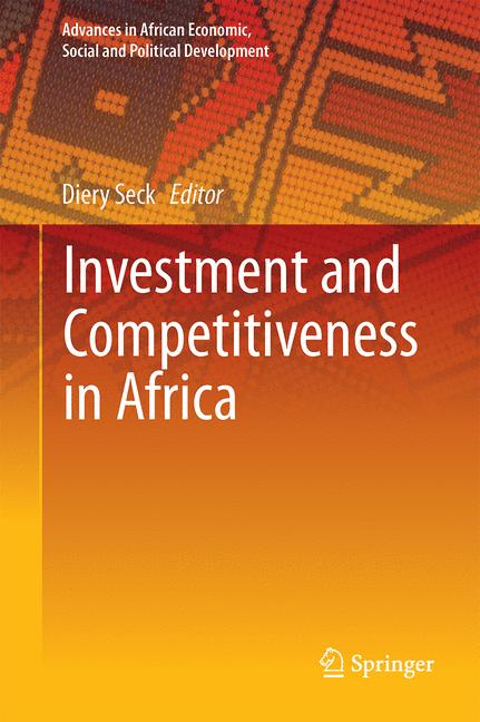 Cover of 'Investment and Competitiveness in Africa'