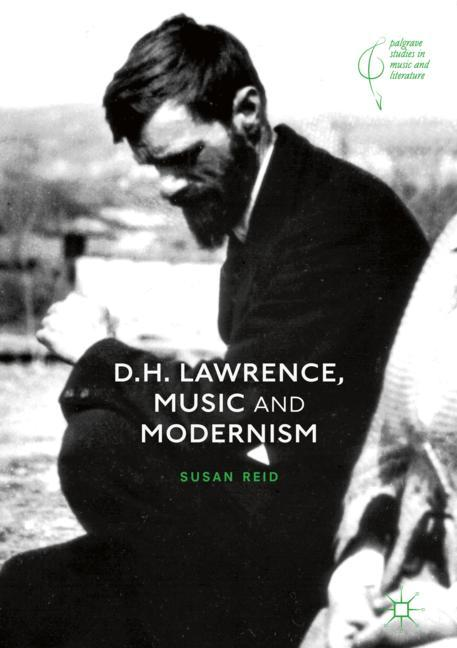 Cover of 'D.H. Lawrence, Music and Modernism'